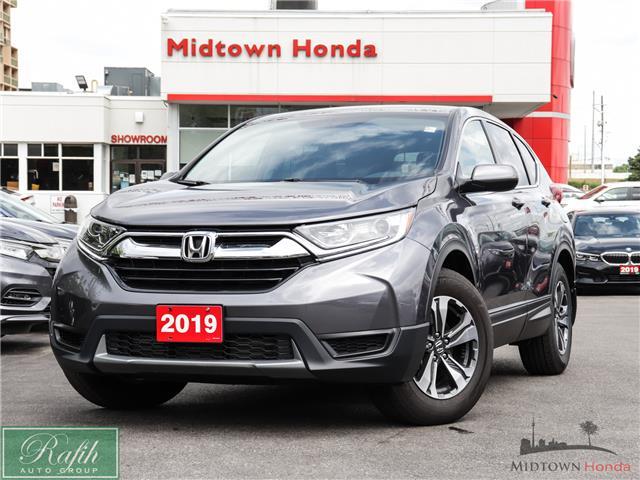 2019 Honda CR-V LX (Stk: P13725) in North York - Image 1 of 32