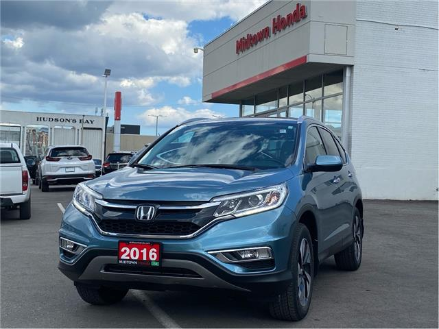 2016 Honda CR-V Touring (Stk: P13897) in North York - Image 1 of 10