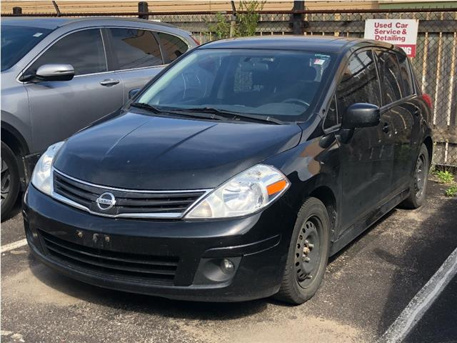 2010 Nissan Versa 1.8SL (Stk: P13875A) in North York - Image 1 of 17