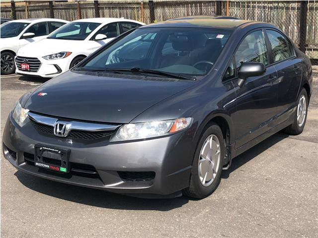 2010 Honda Civic DX-G (Stk: 2192613A) in North York - Image 1 of 24