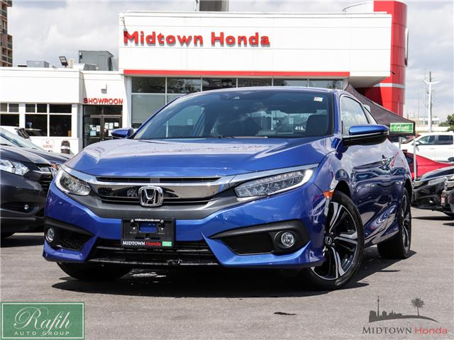 2016 Honda Civic Touring (Stk: 2201401A) in North York - Image 1 of 29