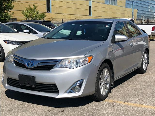2012 Toyota Camry Hybrid XLE (Stk: 2201185A) in North York - Image 1 of 14