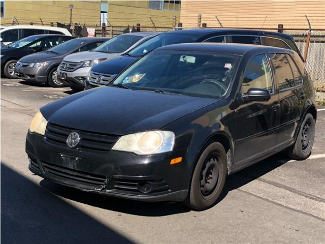 2010 Volkswagen Golf City 2.0L (Stk: P13781A) in North York - Image 1 of 11
