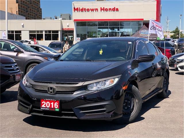 2016 Honda Civic LX (Stk: 2201087A) in North York - Image 1 of 21