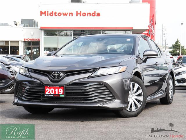 2019 Toyota Camry LE (Stk: P13894) in North York - Image 1 of 30
