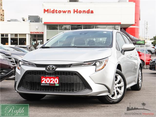 2020 Toyota Corolla LE (Stk: P13932) in North York - Image 1 of 25