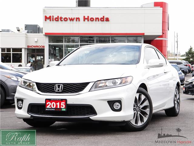 2015 Honda Accord EX-L-NAVI (Stk: 2200535A) in North York - Image 1 of 36
