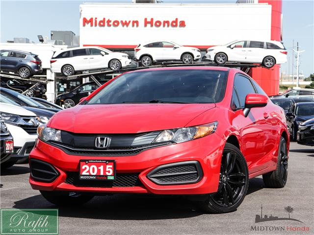 2015 Honda Civic LX (Stk: 2201199A) in North York - Image 1 of 32