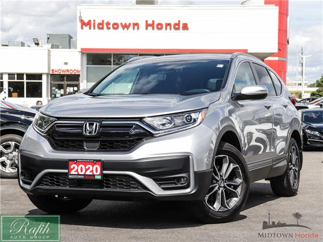 2020 Honda CR-V EX-L (Stk: P13995) in North York - Image 1 of 38