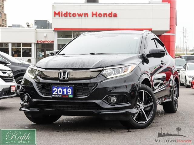 2019 Honda HR-V Sport (Stk: 2191026A) in North York - Image 1 of 34