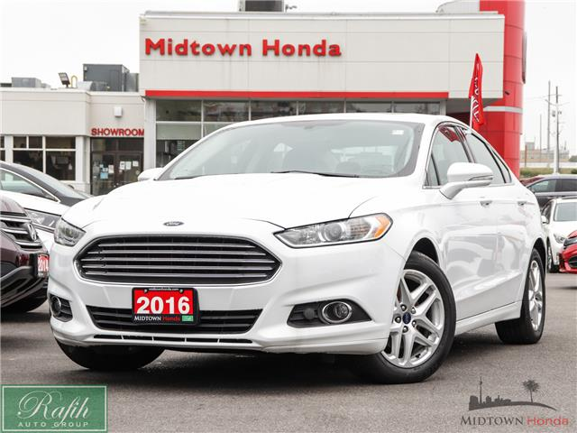 2016 Ford Fusion SE (Stk: P13736A) in North York - Image 1 of 35