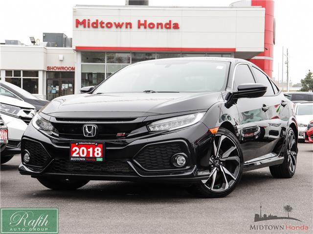 2018 Honda Civic Si (Stk: P13987) in North York - Image 1 of 34