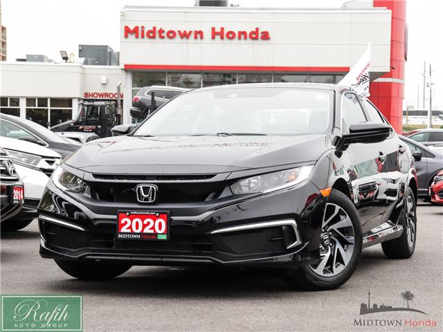 2020 Honda Civic EX (Stk: P13981) in North York - Image 1 of 35