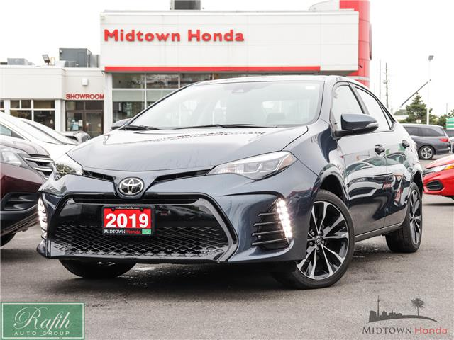 2019 Toyota Corolla LE (Stk: P13918) in North York - Image 1 of 34