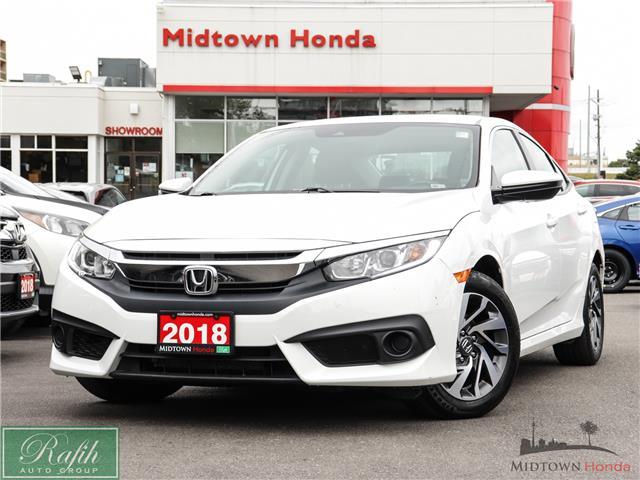 2018 Honda Civic SE (Stk: 2210007A) in North York - Image 1 of 31