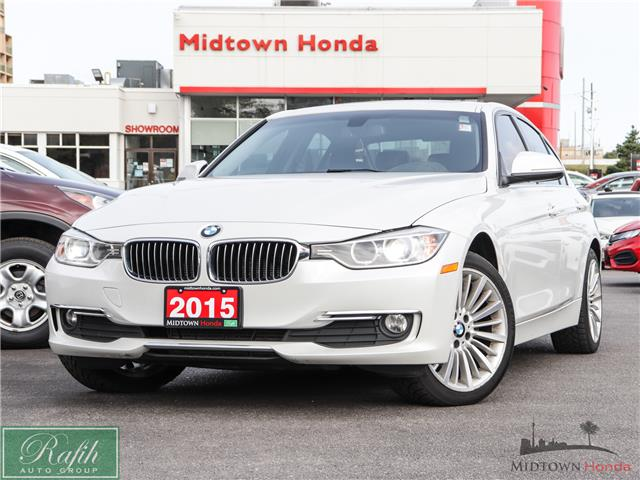 2015 BMW 320i xDrive (Stk: P13928A) in North York - Image 1 of 10