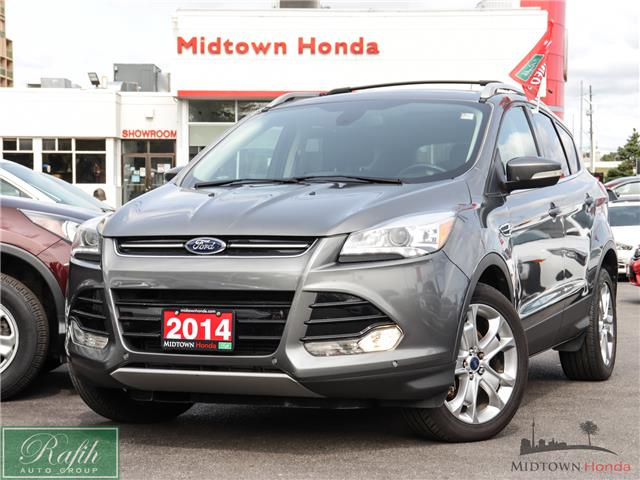 2014 Ford Escape Titanium (Stk: 2200026A) in North York - Image 1 of 34