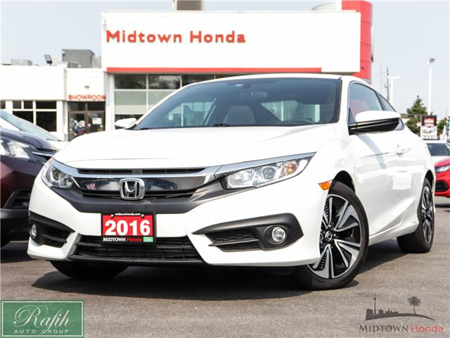 2016 Honda Civic EX-T (Stk: P13982) in North York - Image 1 of 35