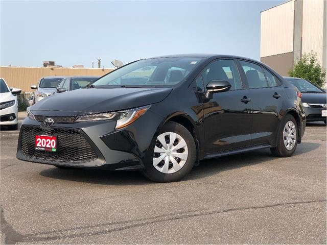2020 Toyota Corolla L (Stk: P14006) in North York - Image 1 of 17