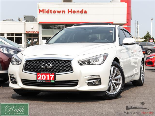 2017 Infiniti Q50 3.0T (Stk: 2201425A) in North York - Image 1 of 34
