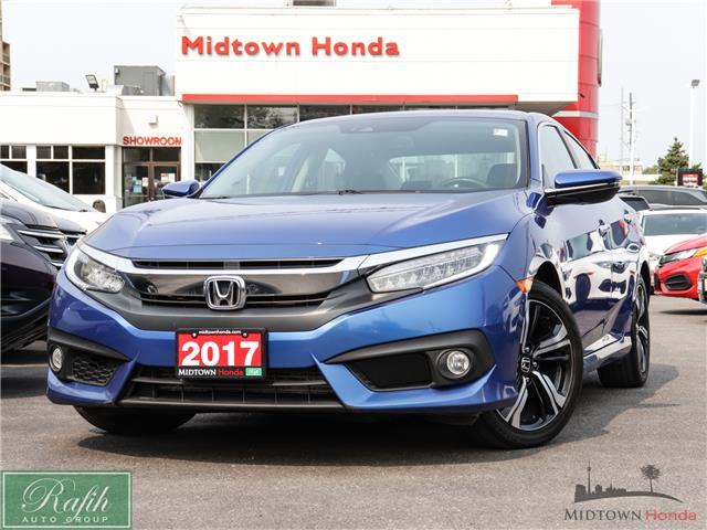 2017 Honda Civic Touring (Stk: 2201472A) in North York - Image 1 of 37