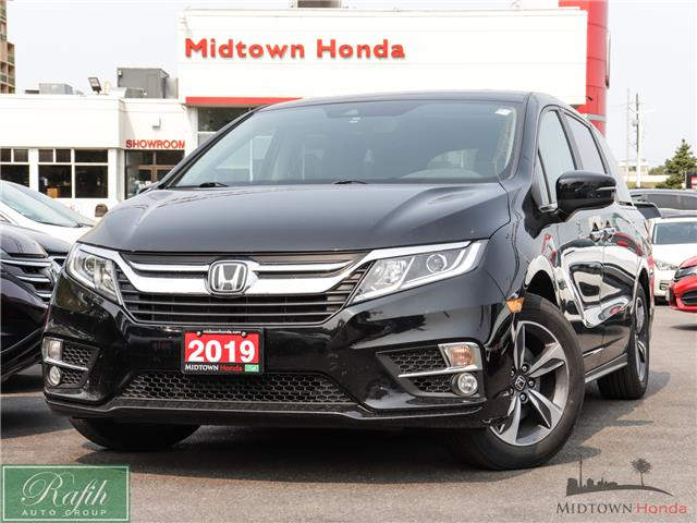 2019 Honda Odyssey EX-L (Stk: P14002) in North York - Image 1 of 37