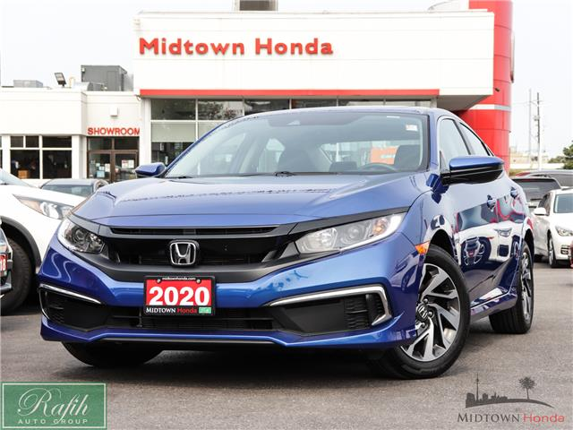 2020 Honda Civic EX (Stk: P14003) in North York - Image 1 of 35