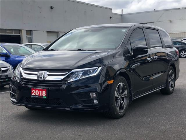 2018 Honda Odyssey EX (Stk: P14017) in North York - Image 1 of 9