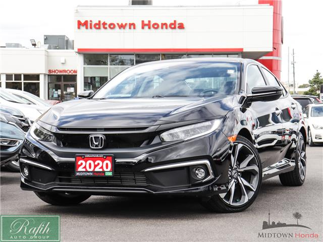 2020 Honda Civic Touring (Stk: P13999) in North York - Image 1 of 37