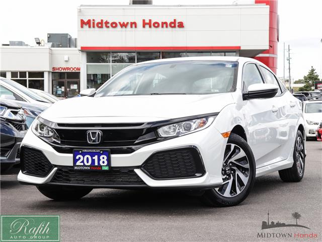 2018 Honda Civic LX (Stk: P14007) in North York - Image 1 of 34
