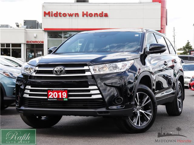 2019 Toyota Highlander LE (Stk: P14021) in North York - Image 1 of 30