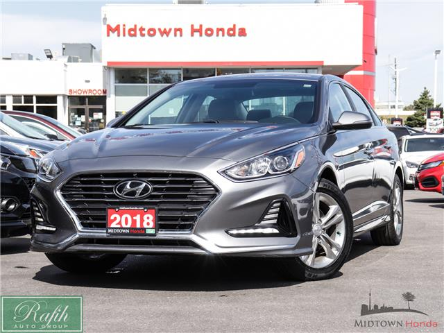 2018 Hyundai Sonata GLS (Stk: P14019) in North York - Image 1 of 35