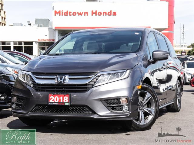 2018 Honda Odyssey EX (Stk: 2210010A) in North York - Image 1 of 35
