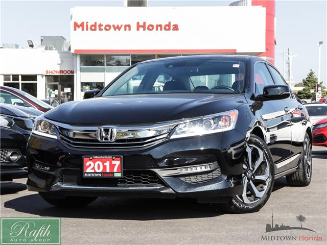 2017 Honda Accord EX-L (Stk: P13990) in North York - Image 1 of 38