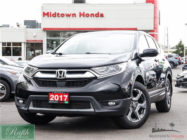 2017 Honda CR-V EX-L (Stk: P14048) in North York - Image 1 of 9