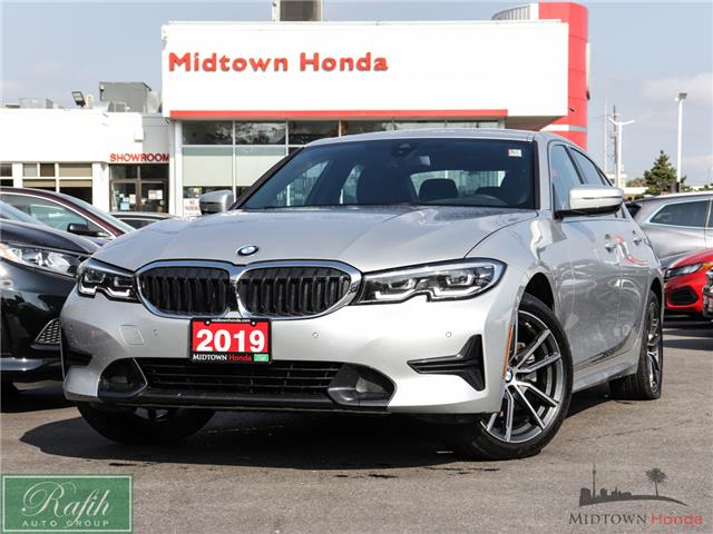 2019 BMW 330i xDrive (Stk: P13974) in North York - Image 1 of 30