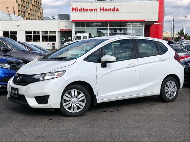 2016 Honda Fit LX (Stk: P14051) in North York - Image 1 of 19