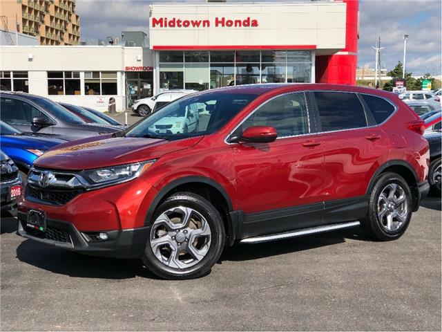2019 Honda CR-V EX (Stk: P14050) in North York - Image 1 of 28