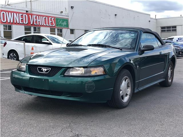 2001 Ford Mustang Base (Stk: P14016A) in North York - Image 1 of 10