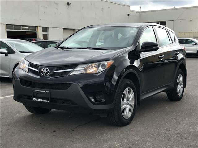 2015 Toyota RAV4 LE (Stk: P14074) in North York - Image 1 of 11