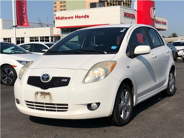 2007 Toyota Yaris CE (Stk: 2200114A) in North York - Image 1 of 21