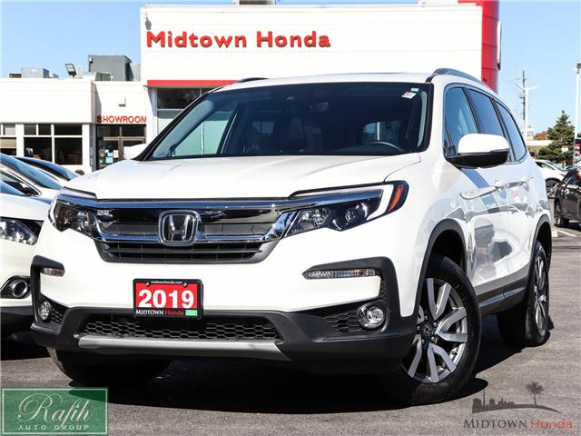 2019 Honda Pilot EX-L Navi (Stk: P14064) in North York - Image 1 of 30