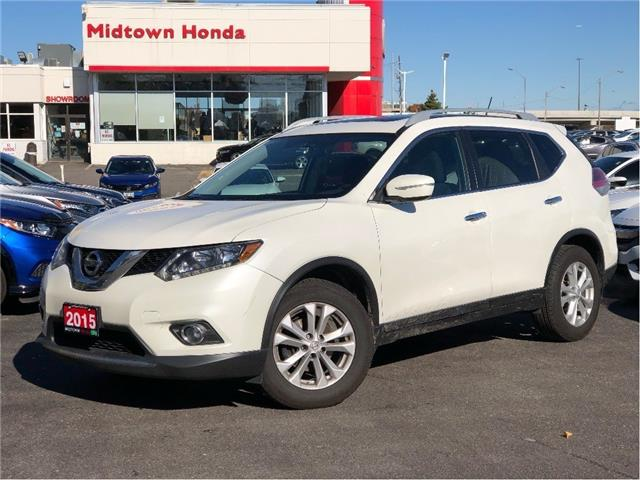2015 Nissan Rogue SV (Stk: 2201637A) in North York - Image 1 of 25