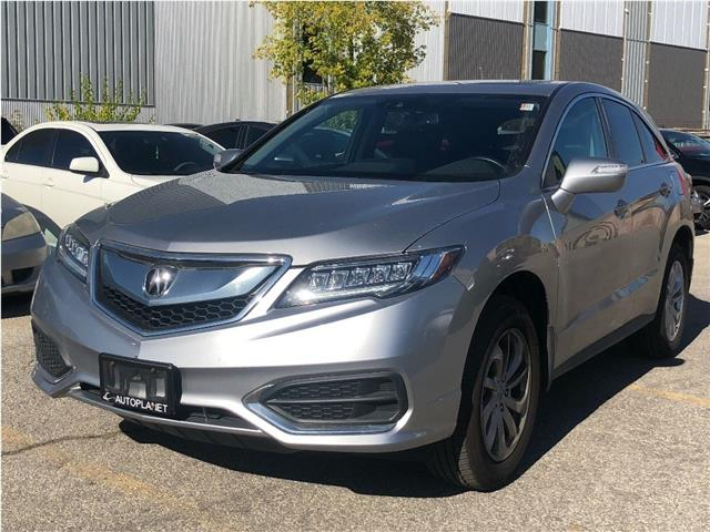 2018 Acura RDX Tech (Stk: P14129) in North York - Image 1 of 11