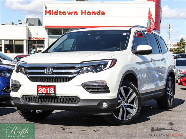 2018 Honda Pilot Touring (Stk: P14061) in North York - Image 1 of 30
