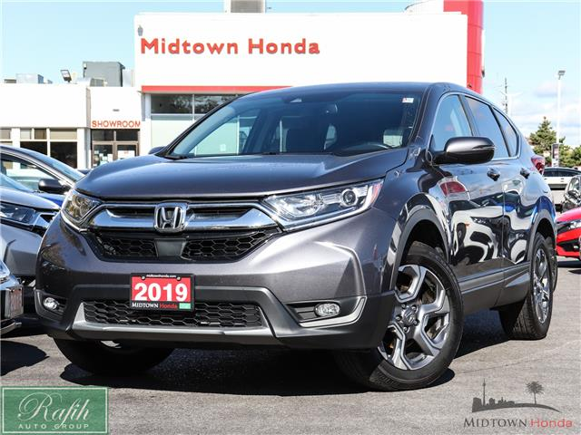 2019 Honda CR-V EX-L (Stk: P14082) in North York - Image 1 of 30