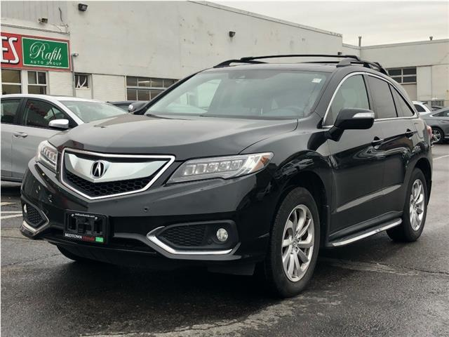 2017 Acura RDX Elite (Stk: P14146) in North York - Image 1 of 10