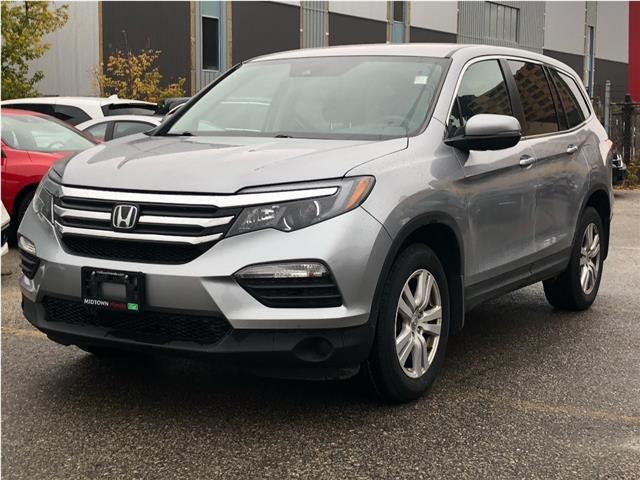 2017 Honda Pilot LX (Stk: P14135) in North York - Image 1 of 10
