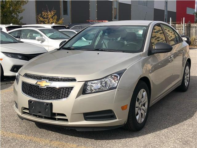 2014 Chevrolet Cruze 2LS (Stk: P14119) in North York - Image 1 of 19