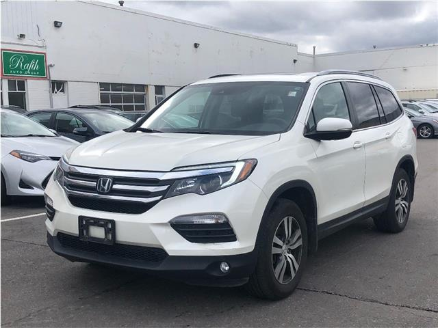 2017 Honda Pilot EX-L Navi (Stk: P14170) in North York - Image 1 of 10
